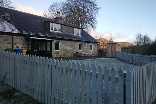 Gallovie Cottage