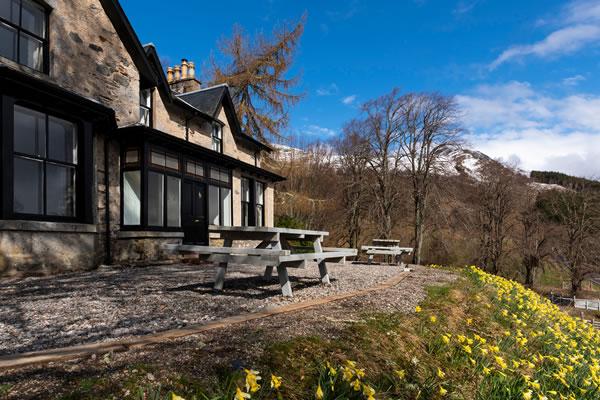 Inverpattack Lodge